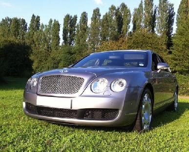 Bentley Continental GT Hire